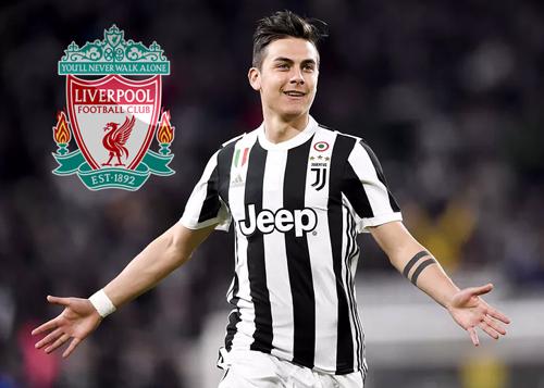 CHUYỂN NHƯỢNG 13/7: Liverpool gây sốc với Dybala 1