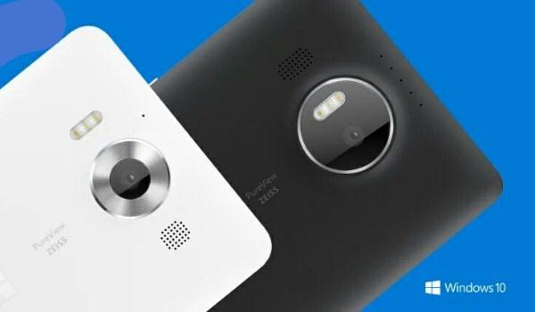 Get free Lumia 950
