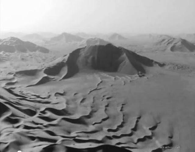 صور قديمة من صحراء الربع الخالي