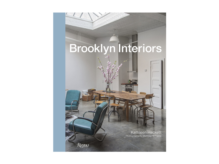 Brooklyn interiors, Kathleen Hackett