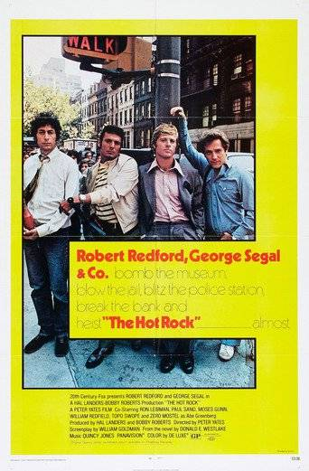 The Hot Rock (1972) ταινιες online seires oipeirates greek subs