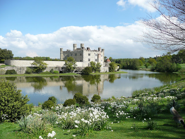 Leeds Castle, loveliest in the world