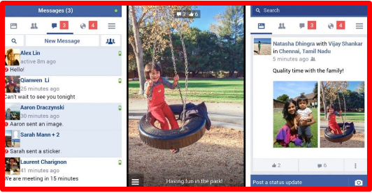 FB Lite App FREE | Facebook Lite APK Download For Android