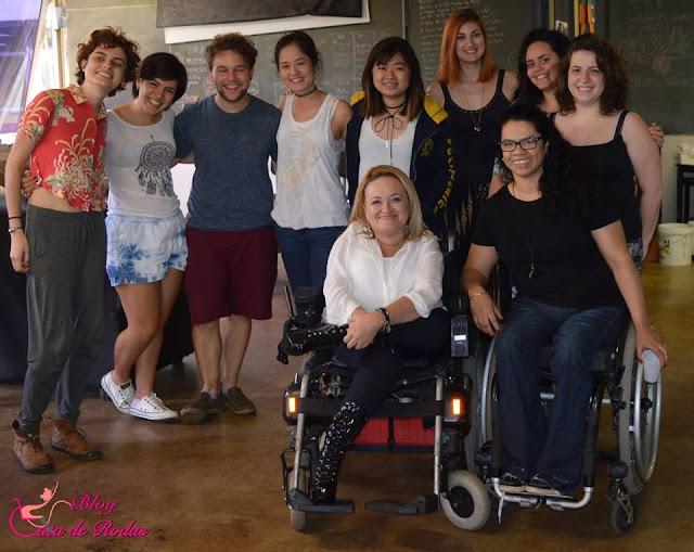 Gata de Rodas - Mulher com Deficiência e o Capacitismo