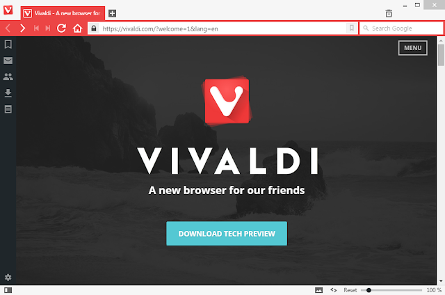 vivaldi browser الجديد عربي كامل