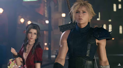 Inilah Trailer Game Final Fantasy VII Remake PS4