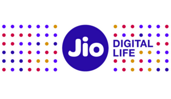 Jio Digital Life.