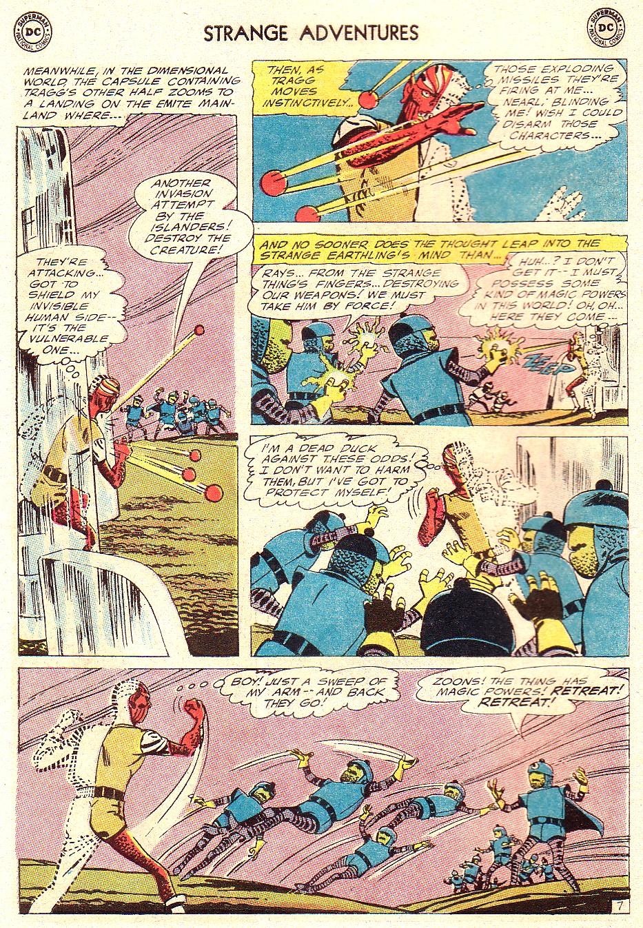 Strange Adventures (1950) issue 181 - Page 10
