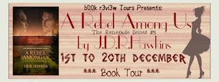 Renegade Series Book Tour