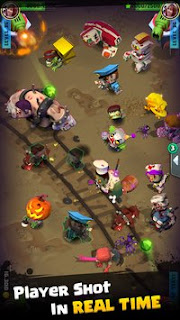 Shoot Like Hell: Swine vs Zombies Apk - Free Download Android Game