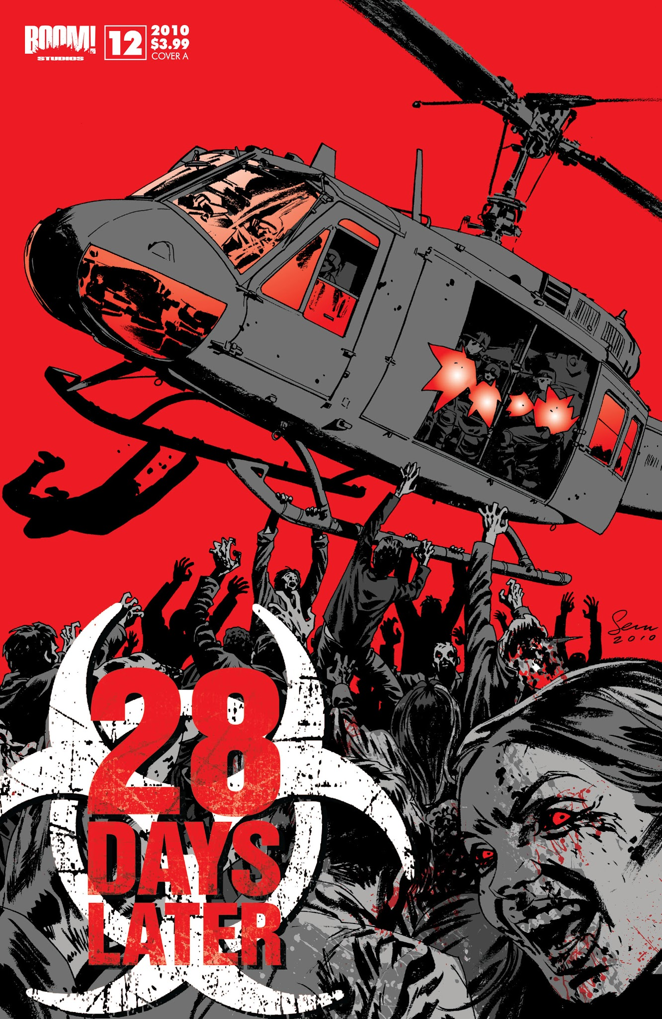 28 Days Later 12 Page 1