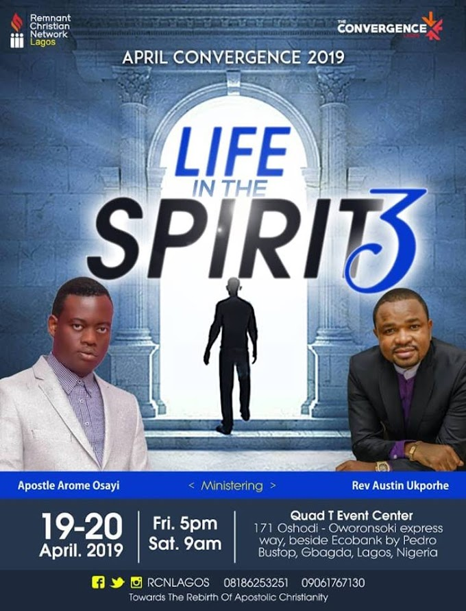 Apostle Arome Osayi – The Life of The Patterned Man