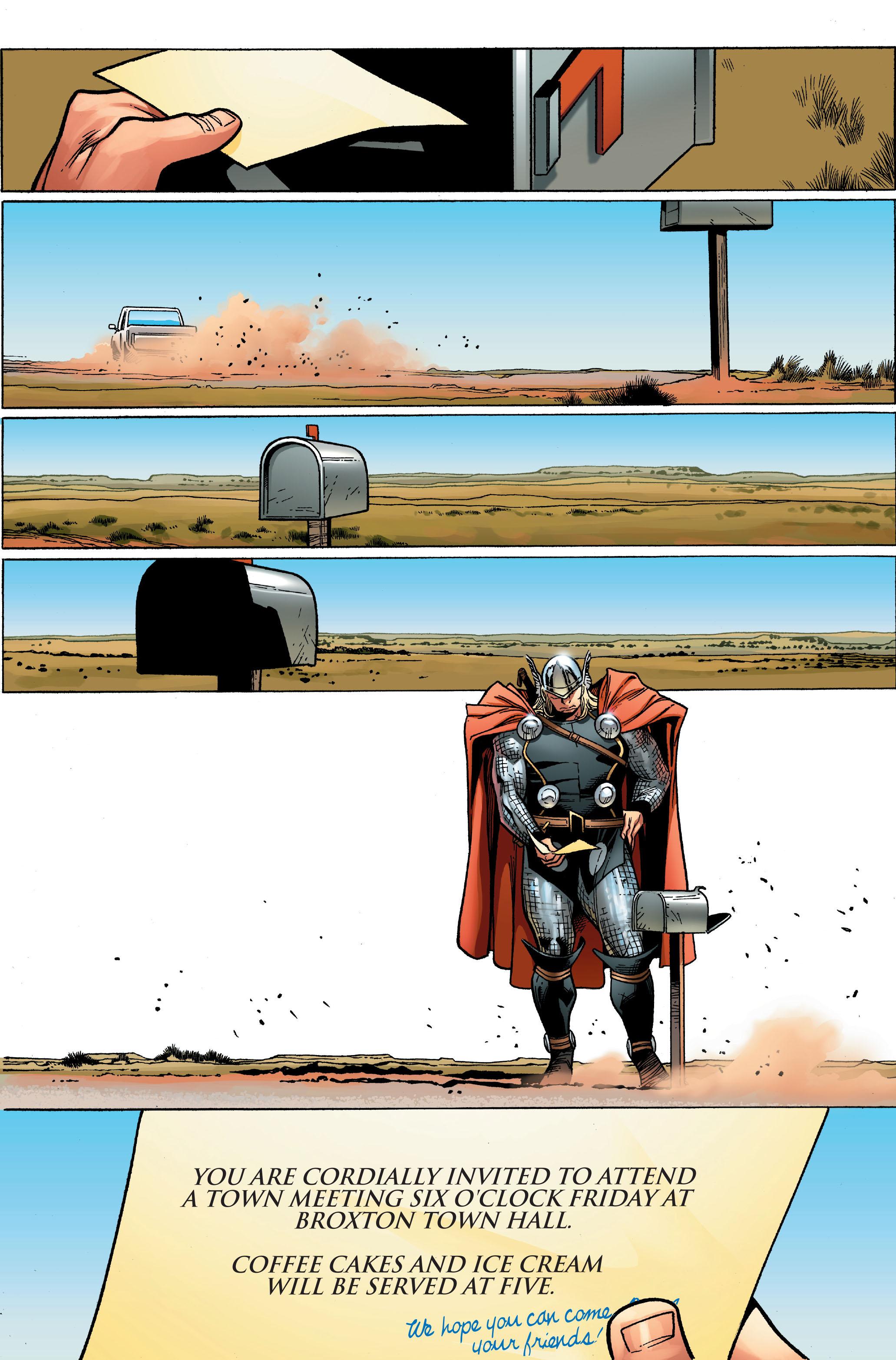 Thor (2007) Issue #5 #5 - English 4