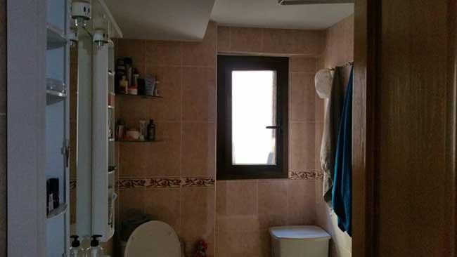 piso en venta calle columbretes castellon wc