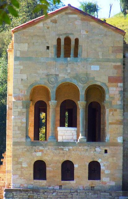 Comentario Arte Elementos Decorativos Santiago De Compostela