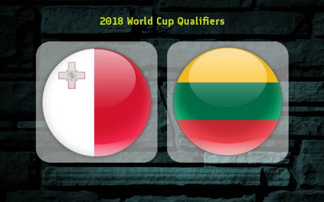 Malta vs Lithuania Full Match & Highlights 4 October 2017