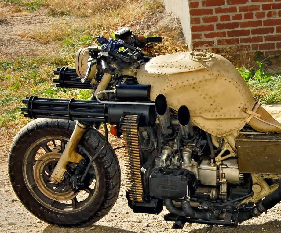 Amazing Havey Bike