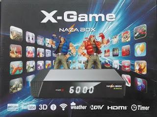 Resultado de imagem para NAZABOX NZ XGAME