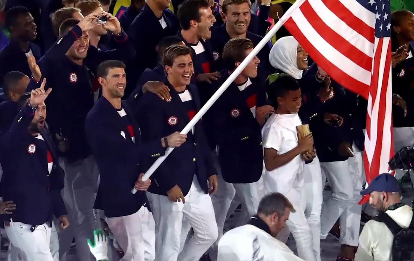 RIO OLYMPICS OPENING CEREMONY 25