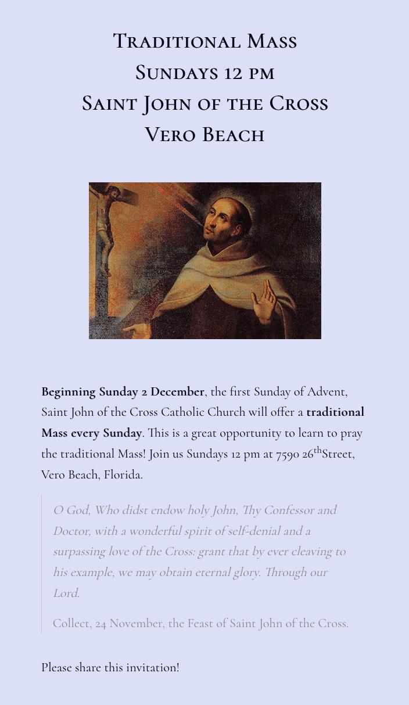 New Liturgical Movement: November 2018