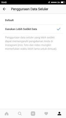 Cara Menonaktifkan Autopay Video Instagram di HP Android 17