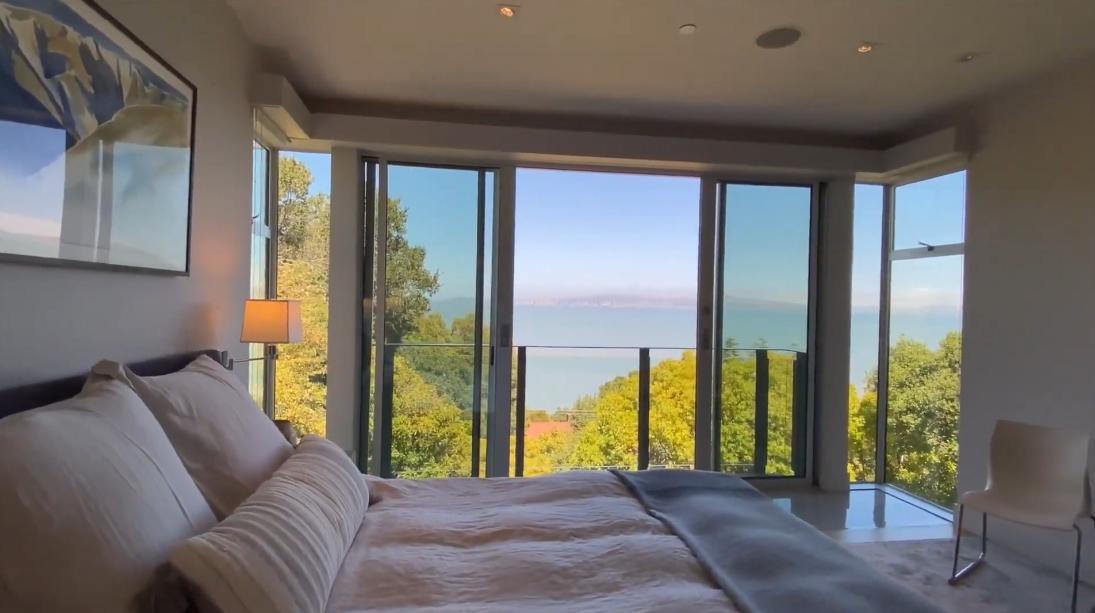 32 Interior Design Photos vs. 5035 Paradise Dr, Tiburon, CA Luxury Home Tour