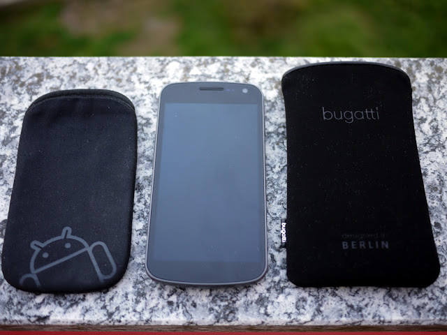 Cover Nexus One, Samsung Galaxy Nexus e Cover Bugatti