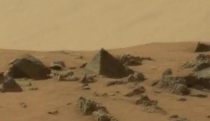 Απίστευτη ανακάλυψη ανατρέπει όλα τα δεδομένα! Βρέθηκε πυραμίδα στον Άρη! (video)