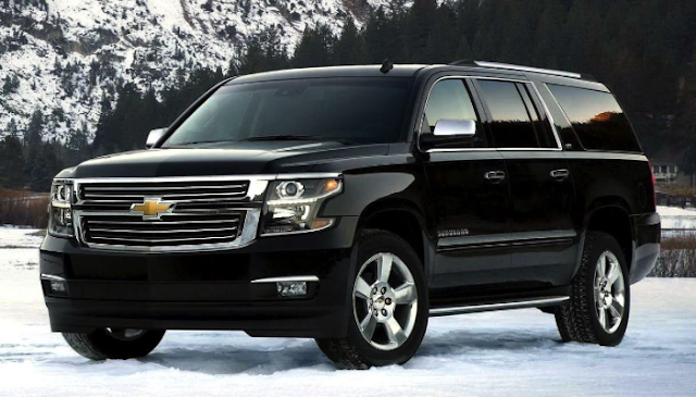 2017 Chevrolet Tahoe 4WD Review And Release Date