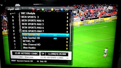Extreme iptv world channels 30/7/2020