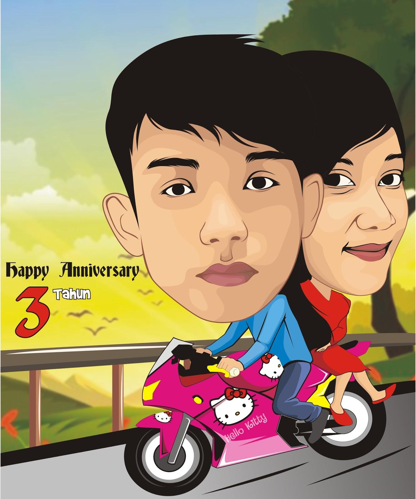 Download Gambar Lucu Naik Motor Sobat Ngakak