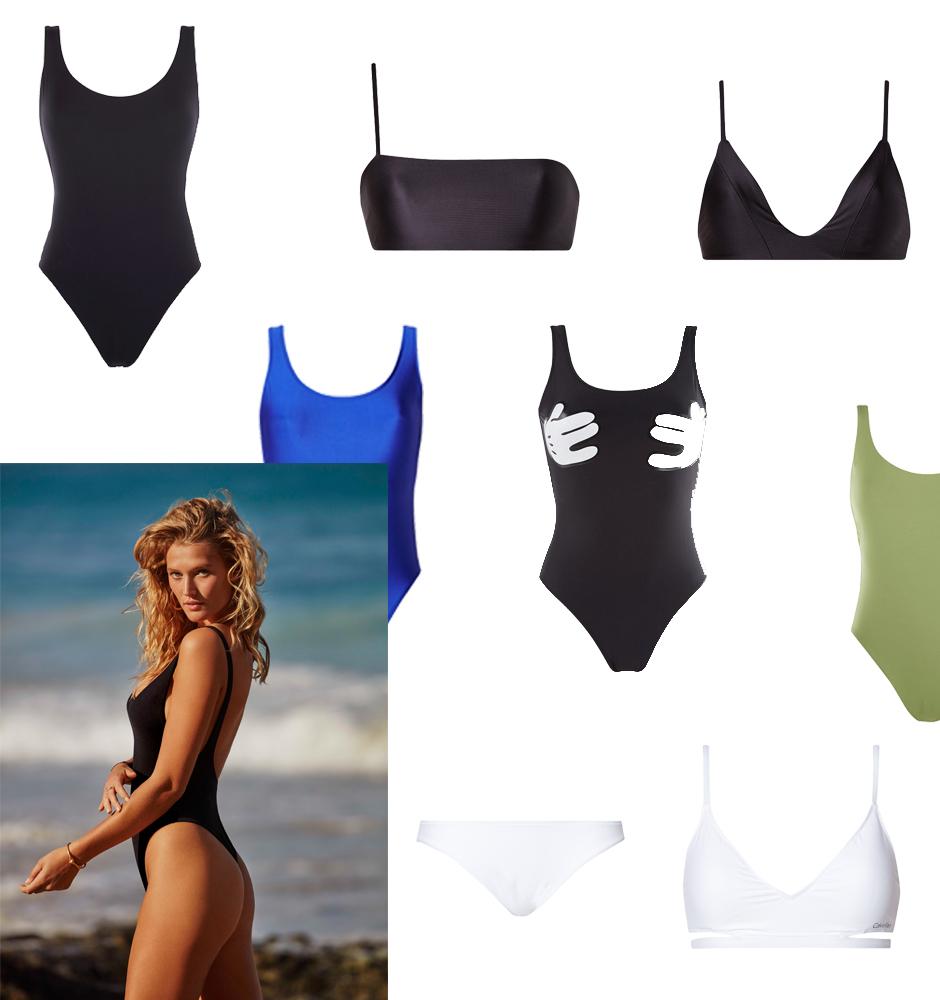 Bijenkorf, badpakken, bikini's, seafolly, zoe karssen, calvin klein, frankie swimwear, inspiration, 2018, holidays, swimwear