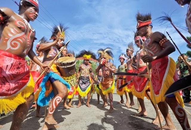 Tari Yospan, Tarian Tradisional Khas Papua
