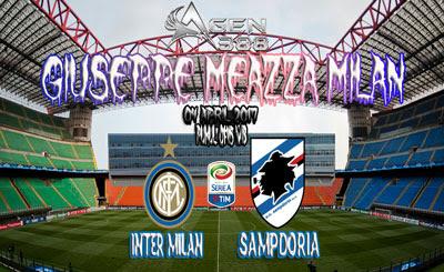 AGEN BOLA ONLINE TERBESAR - PREDIKSI PERTANDINGAN LIGA ITALIA SERIE A INTER MILAN VS SAMPDORIA 04 APRIL 2017