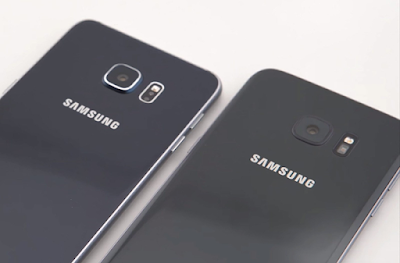 Samsung galaxy S6 edge plus và galaxy s7 edge