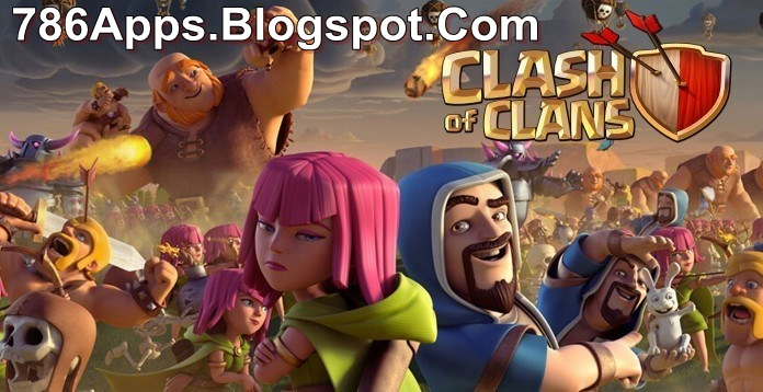 Clash of Clans 8.332.16 APK for Android