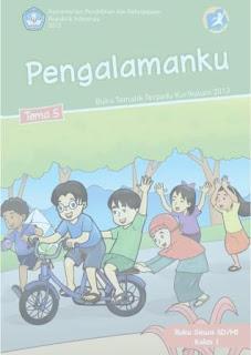 Buku Kurikulum 2013 SD Kelas 1 Tema 5 Buku Siswa Revisi 2014