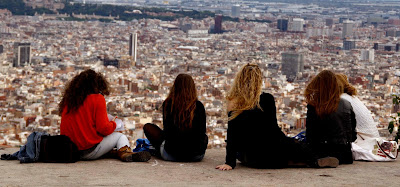 Una panorámica de Barcelona