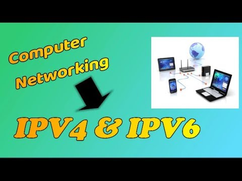 IPV6 and IPV4, types of internet protocol