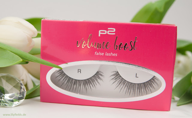 Volume Boost false lashes
