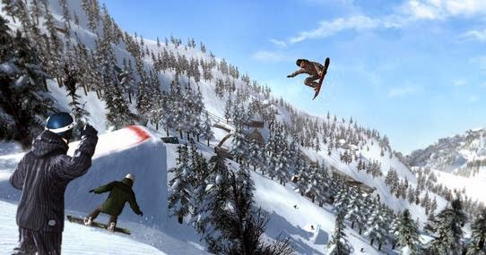 Download Shaun White Snowboarding