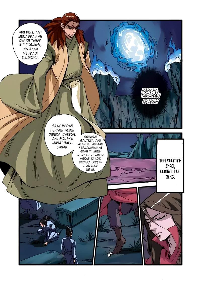 Komik xian ni 047 - chapter 47 48 Indonesia xian ni 047 - chapter 47 Terbaru 6|Baca Manga Komik Indonesia