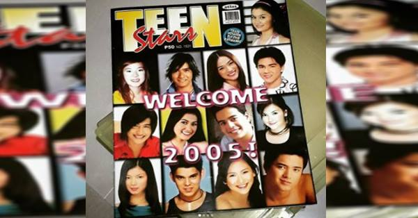 Netizen Shares Magazine Covers Featuring The Brightest Teen Stars In The Early 2000's