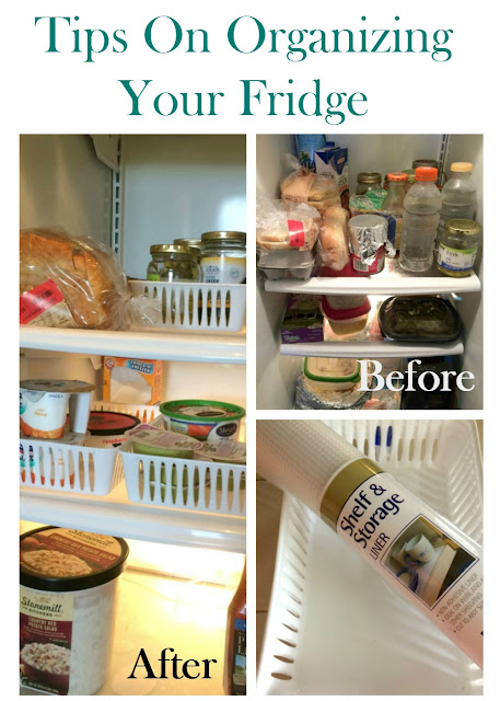 How to Clean and Organize Your Fridge with dollar store items