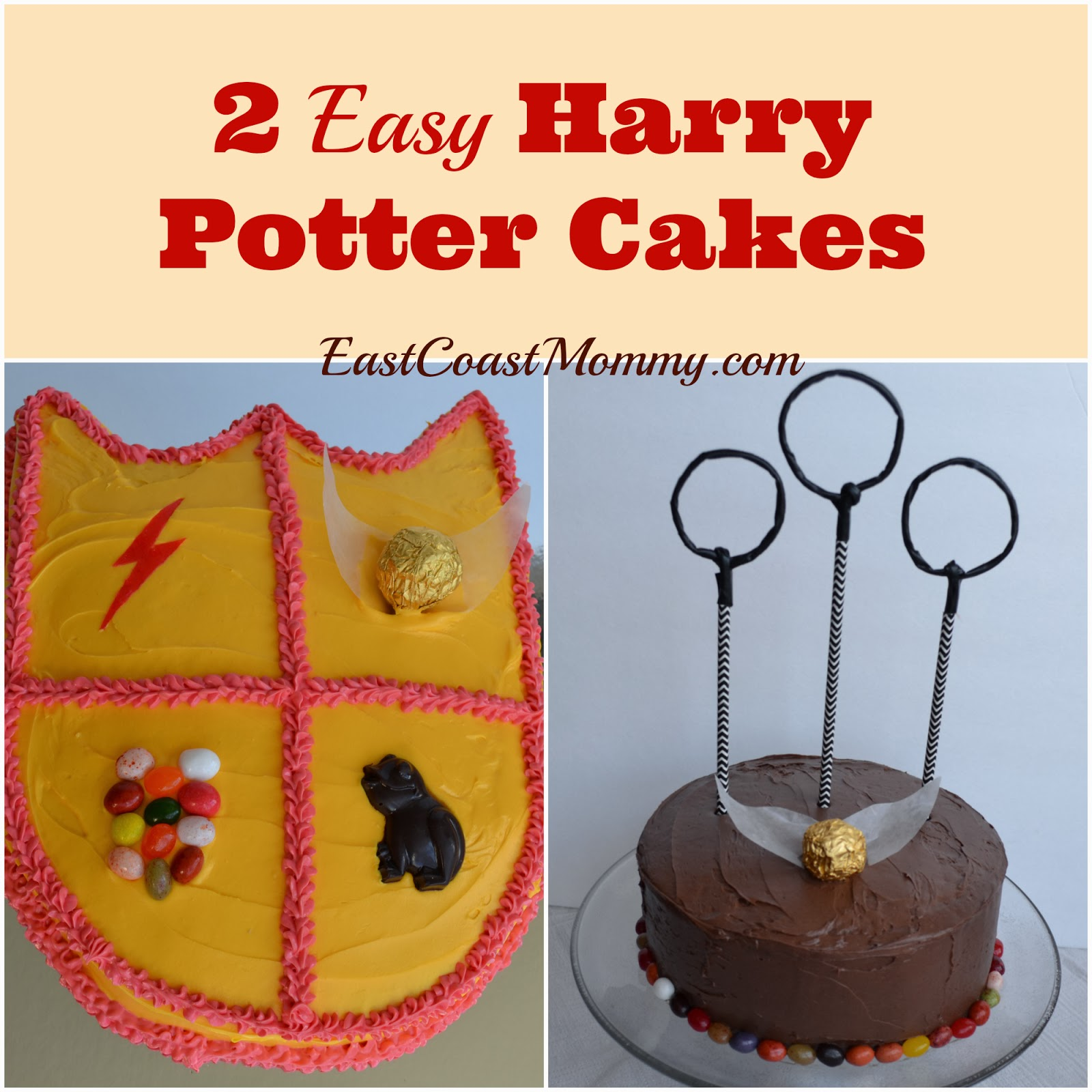 Diy Wooden Games East Coast Mommy The Ultimate Diy Harry Potter Party