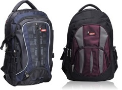 Min 50% upto 62% Off on F Gear Backpacks@ Flipkart (Limited Period Deal)