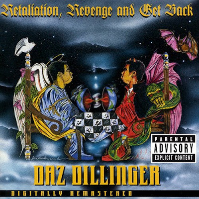 Daz Dillinger ‎– Retaliation, Revenge And Get Back - CD (2001)
