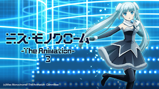 Miss Monochrome The Animation 3 – Temporada – Todos os Episódios