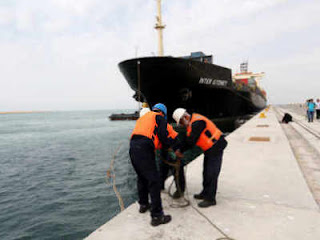 thetimesofhindustan.in Iran looks to remote port to beat US sanctions