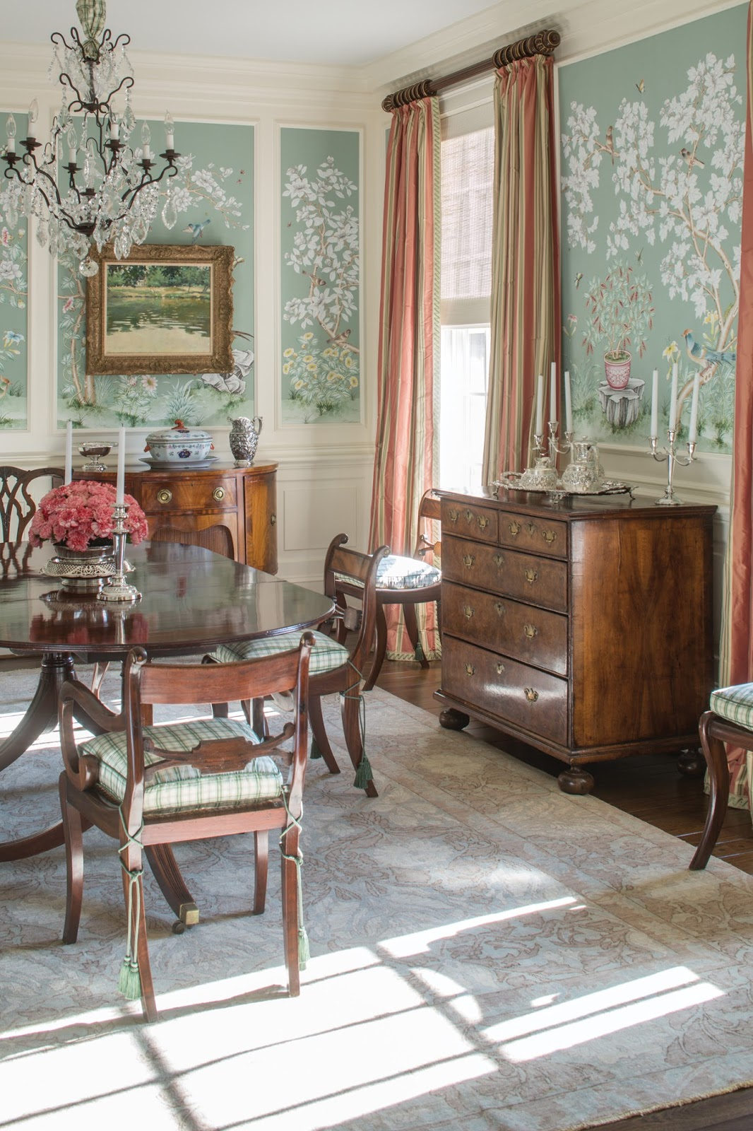 Traditional Interior Design By Ownby: Traditional Interiors By Leta Austin Foster